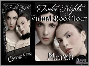 Twelve Nights Button