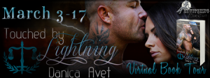 Touched by Lightning Banner 450 x 169