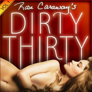 Dirty Thirty Audiobook Cover