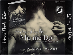 Seduced by the Marine Dom Button 300 x 225